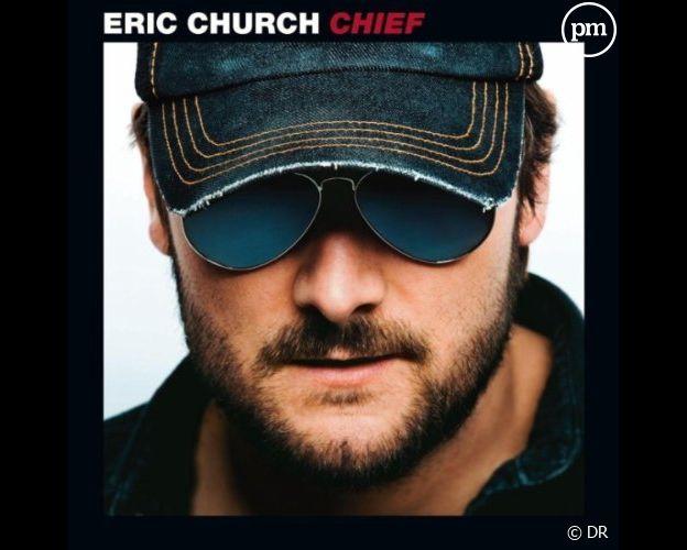 1. Eric Church - Thief / 145.000 ventes (Entrée)