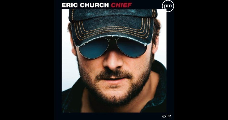 1. Eric Church - Thief  / 145.000 ventes (Entrée)