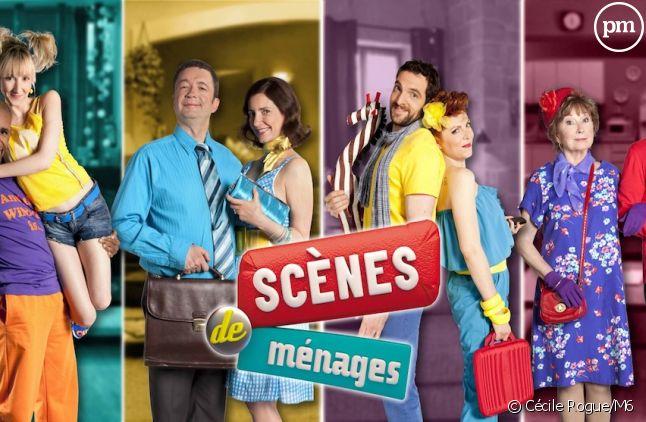 """Le cast de """"Scènes de Ménages"""" saison 3"""