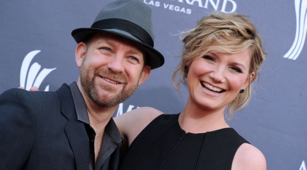 Le groupe Sugarland aux Country Music Awards 2011