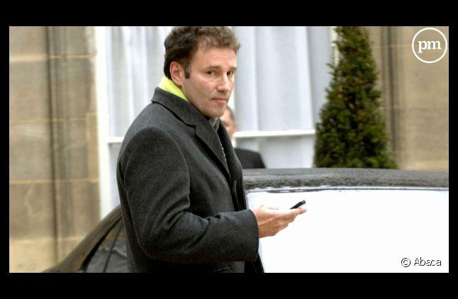 Pierre Sled à l'Elysée, en 2007.