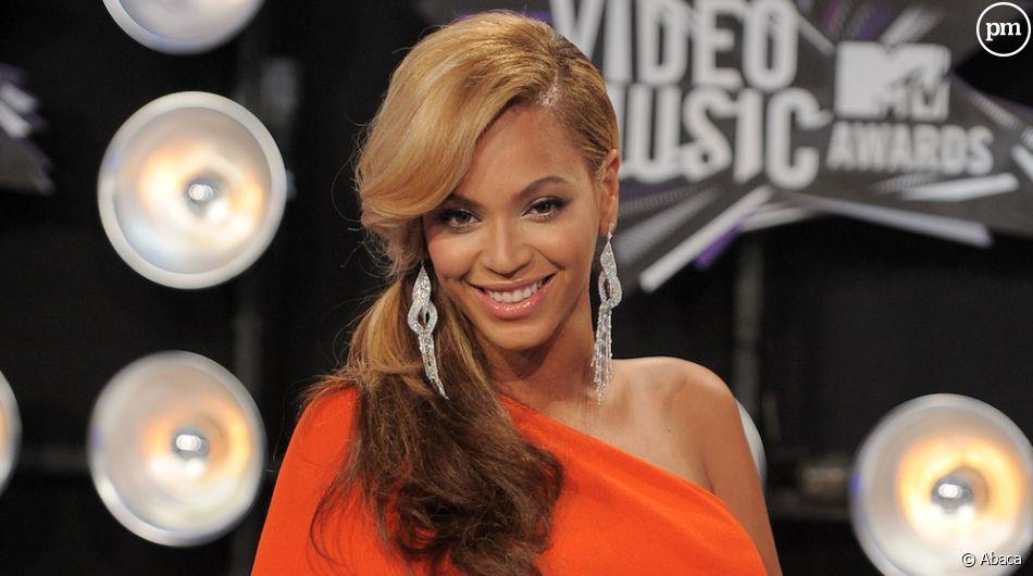 """Beyoncé lors des """"MTV Video Music Awards 2011"""""""