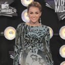 "Miley Cyrus lors des ""MTV Video Music Awards 2011"""