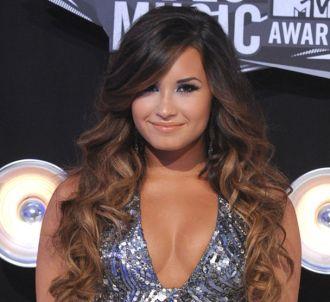 Demi Lovato lors des 'MTV Video Music Awards 2011'