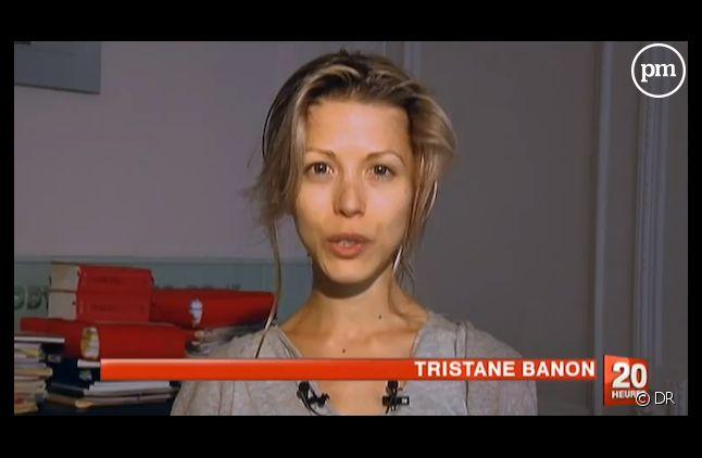 Tristane Banon, en juillet 2011 sur France 2