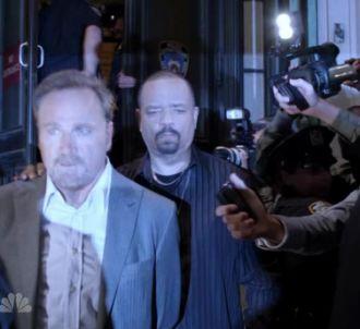 Franco Nero et Ice-T dans 'New York Unité Spéciale',...