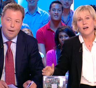Nadine Morano et Olivier Morice, avocat des victimes de...