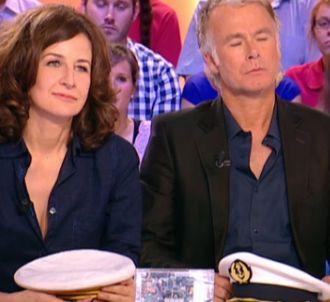 Franck Dubosc agacé par une question sur le plateau du...