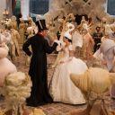 """Armie Hammer et Lily Collins dans """"Blanche Neige"""""""