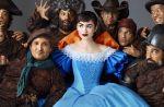 """Premières images de Julia Roberts dans """"Blanche Neige"""""""