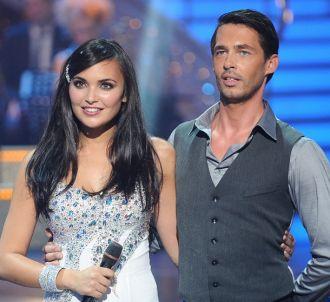 Valérie Bègue et Grégory dans 'Danse avec les stars'...