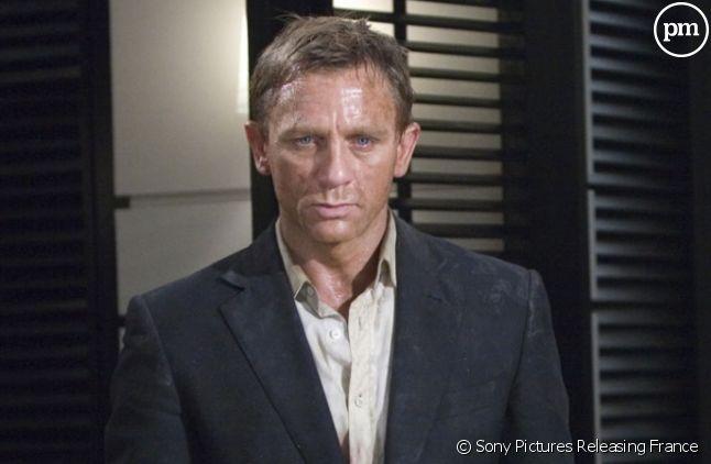 """Daniel Craig dans """"Quantum of Solace"""""""