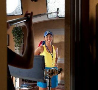 Karine Le Marchand dans la série 'Scènes de ménages' sur...