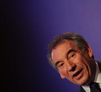 François Bayrou présente sa candidature pour 2012, le 7...