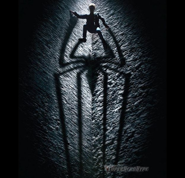 "Affiche teaser de ""The Amazing Spider-Man"""