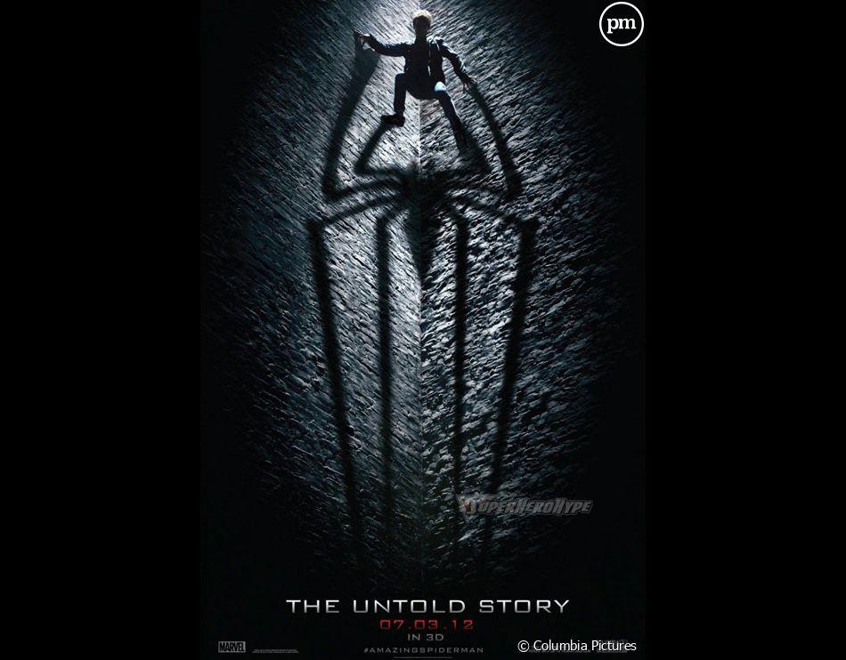 "Affiche teaser de ""The Amazing Spider-Man"""
