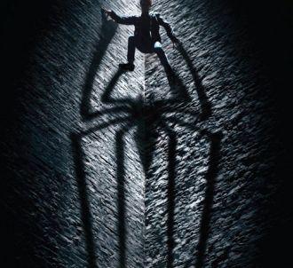 Affiche teaser de 'The Amazing Spider-Man'