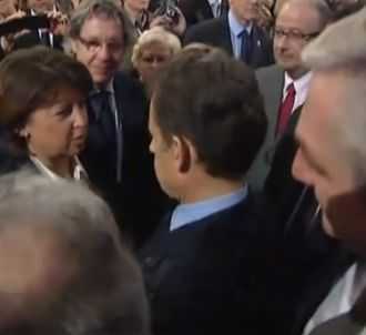 Martine Aubry interpelle Nicolas Sarkozy.