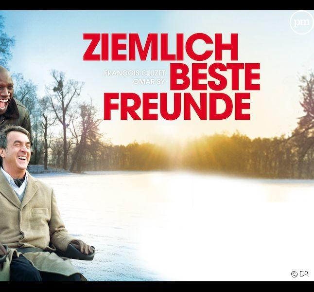 """L'affiche allemande de """"Intouchables"""""""