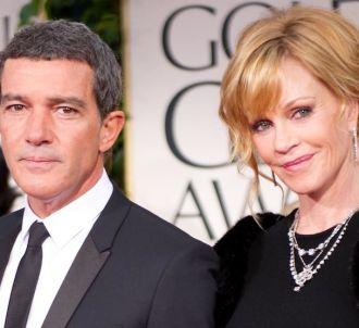 Antonio Banderas et Melanie Griffith sur le tapis rouge...