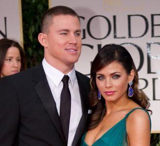 Channing Tatum et Jenna Dewan-Tatum sur le tapis rouge...