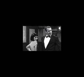 Zooey Deschanel et Jean Dujardin au 'Saturday Night Live'