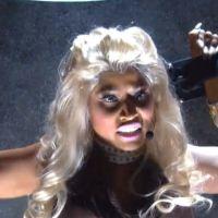 Grammy Awards 2012 : possédée, Nicki Minaj se fait exorciser sur scène