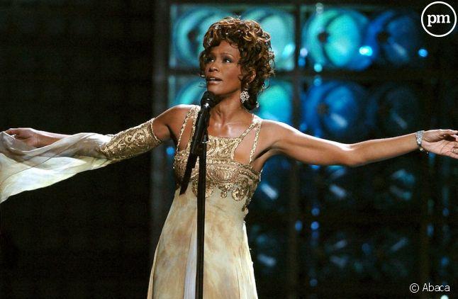 Whitney Houston aux World Music Awards 2004