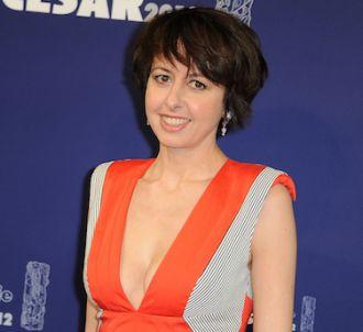Valérie Bonneton sur le tapis rouge de la 37e nuit des...