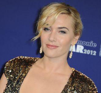 Kate Winslet sur le tapis rouge de la 37e nuit des César