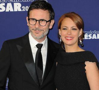 Michel Hazanavicius et Bérénice Bejo sur le tapis rouge...