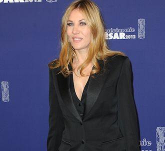 Mathilde Seigner sur le tapis rouge de la 37e nuit des...