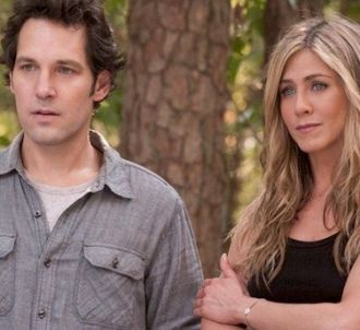Paul Rudd et Jennifer Aniston dans 'Wanderlust'