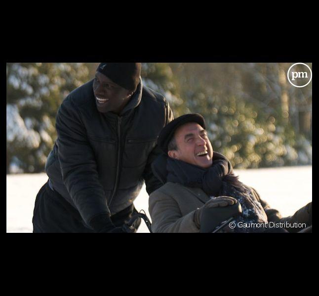 """Omar Sy et François Cluzet dans """"Intouchables"""""""