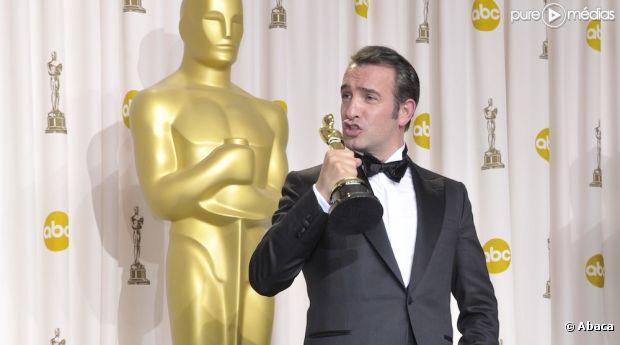 Jean Dujardin aux Oscars 2012