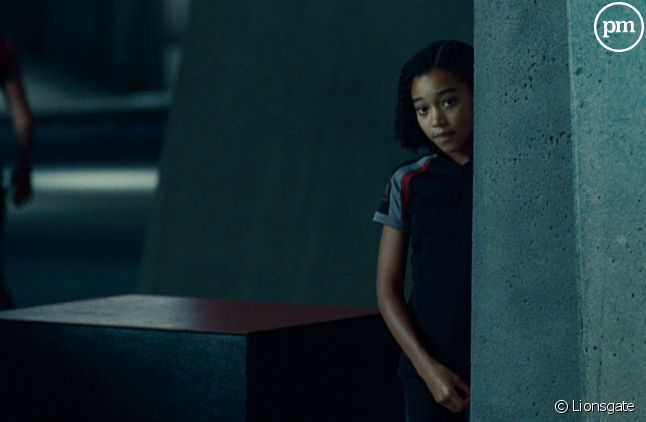 """Amanda Sternberg dans """"Hunger Games"""""""