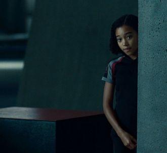 Amanda Sternberg dans 'Hunger Games'