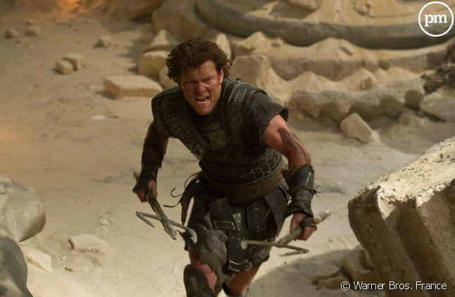 """Sam Worthington dans """"La Colère des Titans"""""""