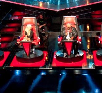 Le plateau américain de 'The Voice'