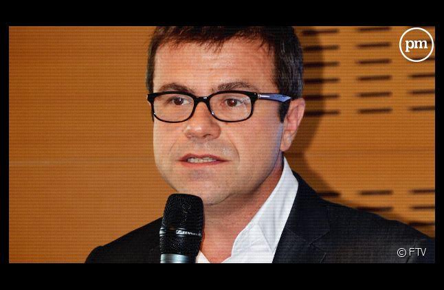 Thierry Thuillier, directeur de l'information à France Télévisions.