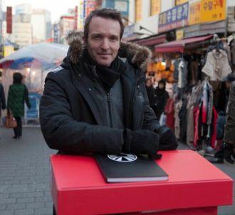 Stéphane Rotenberg dans 'Pékin Express : le passager...