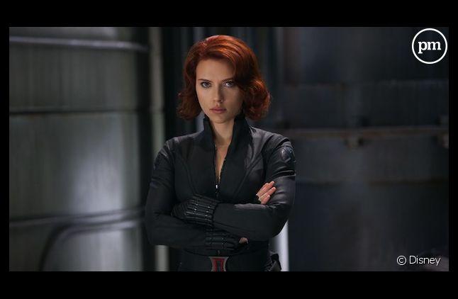 """Scarlett Johansson dans """"Avengers"""""""