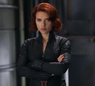 Scarlett Johansson dans 'Avengers'