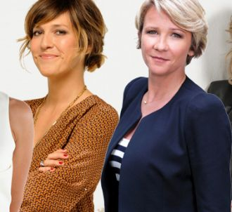 Anne-Sophie Lapix, Daphné Bürki, Ariane Massenet et...