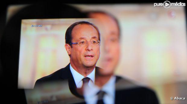 François Hollande, l