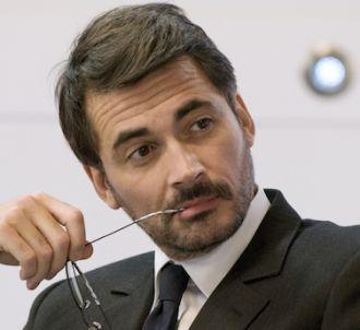 Olivier Minne, acteur dans 'Simple question de temps'