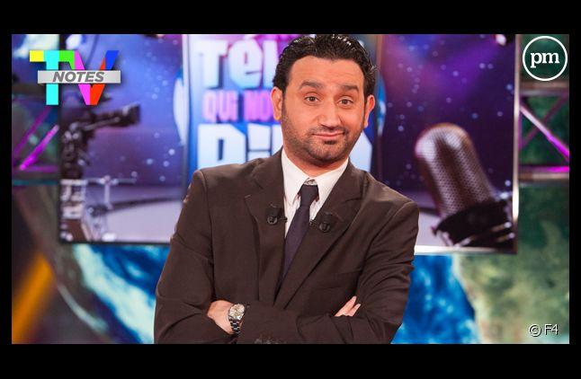 """Cyril Hanouna décroche trois prix TV Notes 2012 : """"Meilleur Animateur, """"Meilleure émission de la TNT"""", """"Meilleur divertissement""""."""