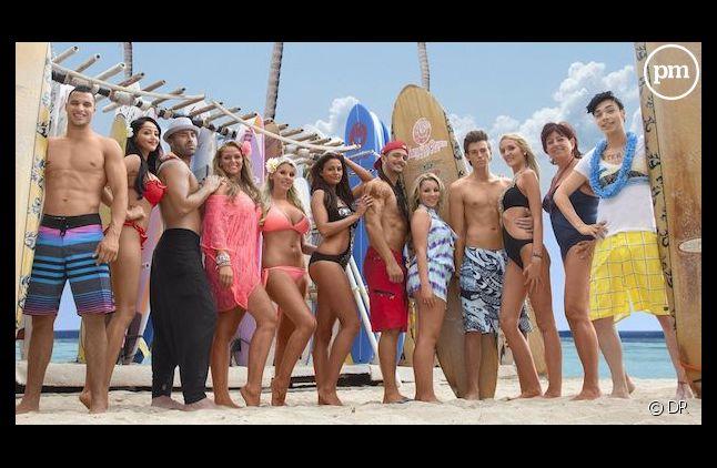 """""""Les Anges de la Télé-réalité : Club Hawaï""""."""
