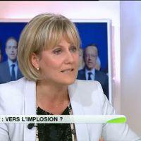 Nadine Morano sur France 5 :