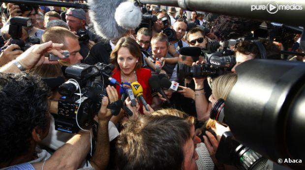 Le journalisme, une profession qui recrute peu.